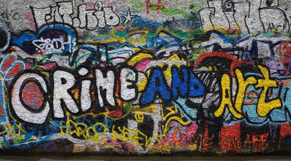 U2 Photograph - Grafitti On The U2 Wall, Windmill Lane by Panoramic Images