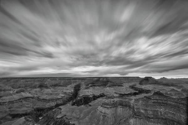 Wall Art - Photograph - Grand Canyon In Motion II by Jon Glaser
