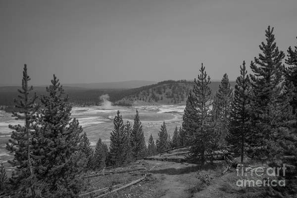 Hot Springs Photograph - Grand Prismatic Spring  by Michael Ver Sprill