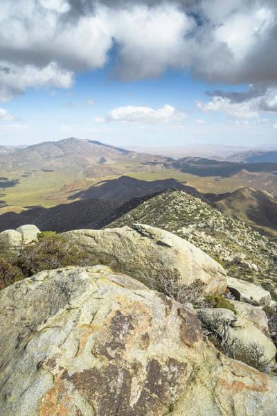 Photograph - Granite Mountain Summit View by Alexander Kunz