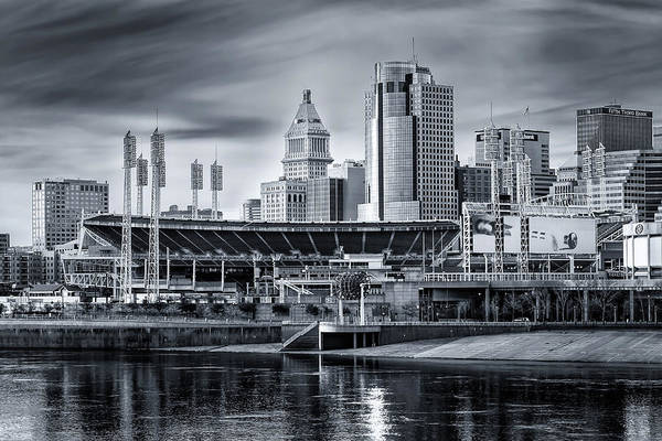 Photograph - Great American Ball Park by Ron Pate