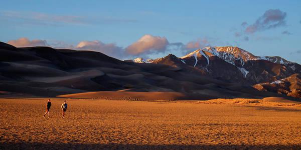 Photograph - Great Sand Dunes Np by John McArthur