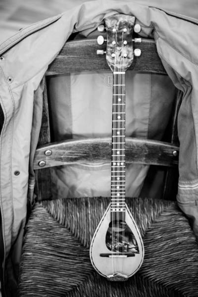 Photograph - Greek Music by Sotiris Filippou