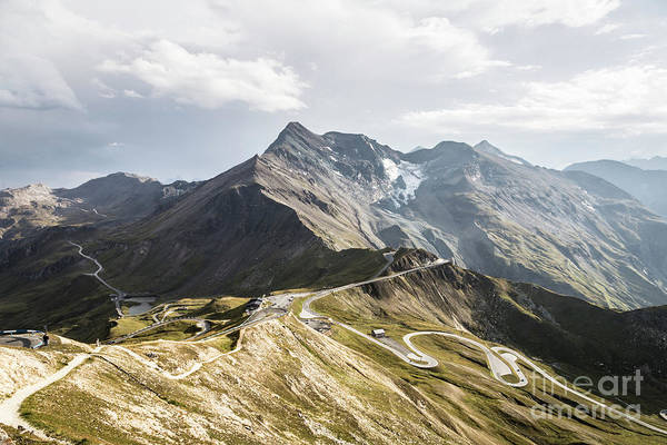 Photograph - Grossglockner Pass In Austria by Didier Marti