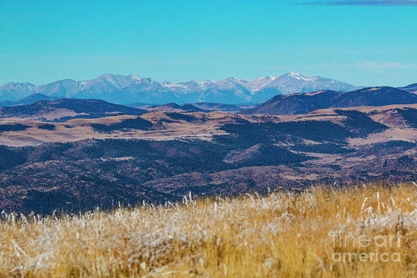 Photograph - Grouse Mountain And Sangre De Cristo by Steve Krull