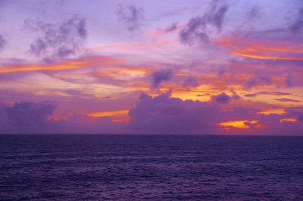 Photograph - Guam Area Sky by Phyllis Spoor