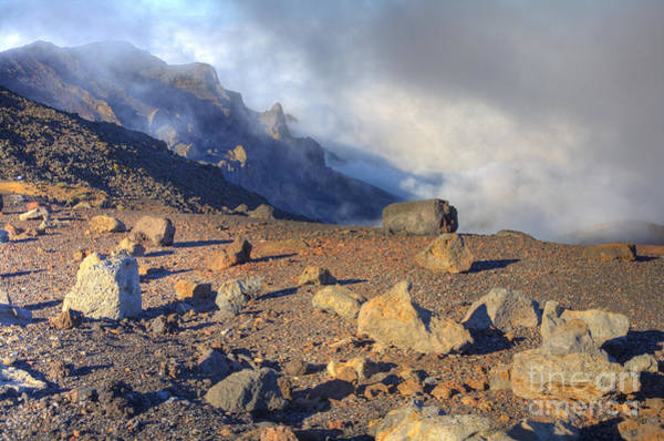 Expanse Photograph - Haleakala Crater by Ron Dahlquist - Printscapes