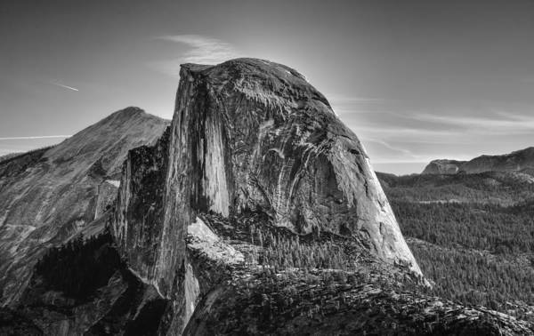 Photograph - Half Dome by Chris Cousins