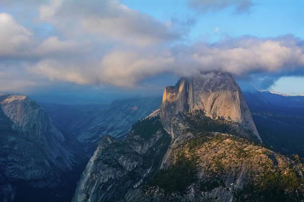 Photograph - Yosemite Sunset Shadows by Kyle Hanson