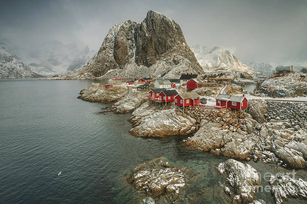 Lee Filters Wall Art - Photograph - Hamnoy by Pawel Klarecki
