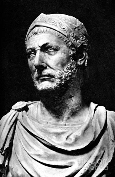 Hannibal, Carthaginian Military Art Print