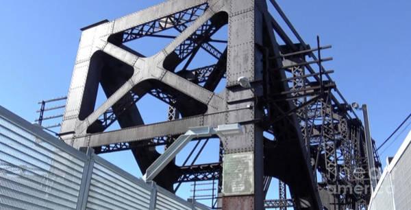 Wall Art - Digital Art - Harahan Bridge Memphis by Karen Francis