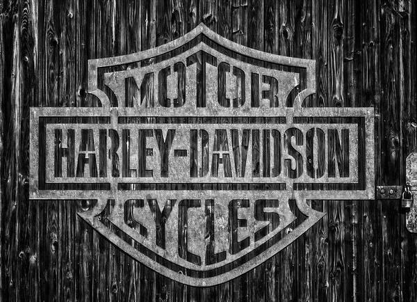 Wall Art - Photograph - Harley - Davidson by Tama66