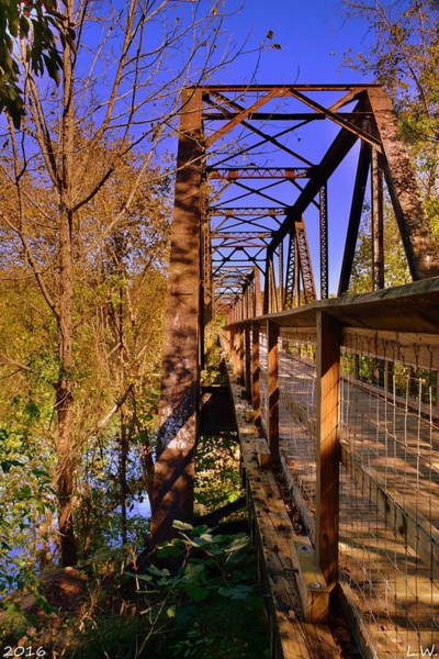 Photograph - Harry Easterling Bridge Peak Sc 4 by Lisa Wooten