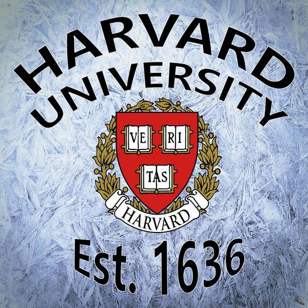 Digital Art - Harvard University Est. 1636 by Movie Poster Prints