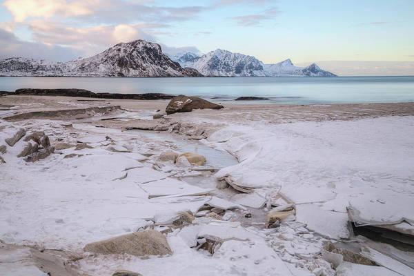 Berge Wall Art - Photograph - Haukland, Lofoten - Norway by Joana Kruse