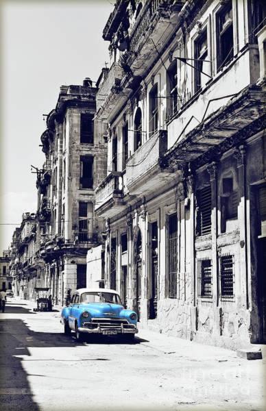 Wall Art - Photograph - Havana, Cuba - Classic Car by Chris Andruskiewicz