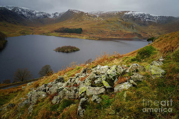 District Wall Art - Photograph - Haweswater  by Smart Aviation
