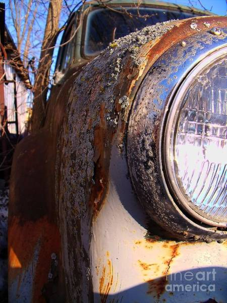 Wall Art - Photograph - Headlight Series by The Stone Age