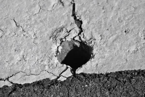 Photograph - Heart Shadow 2 by Cynthia Guinn
