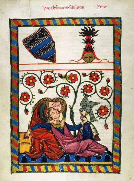 Photograph - Heidelberg Lieder, 14th C by Granger