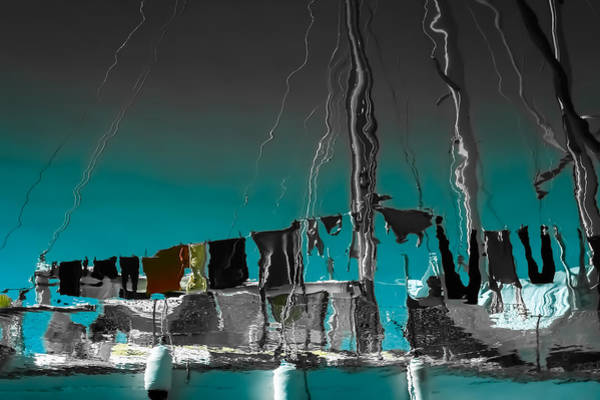 Eleusis Photograph - Works Of The Journey I04 by Andreas Theologitis