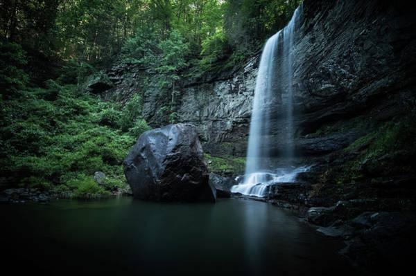 Photograph - Hemlock Falls by Mike Dunn
