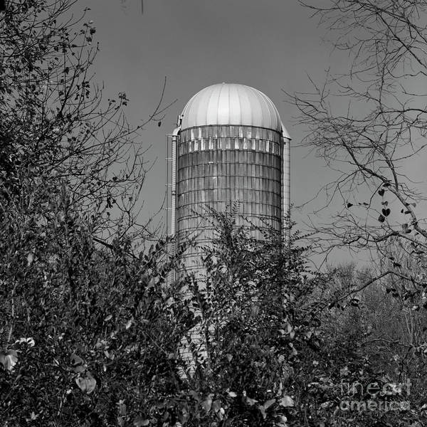 Photograph - Hidden Silo by Patrick M Lynch