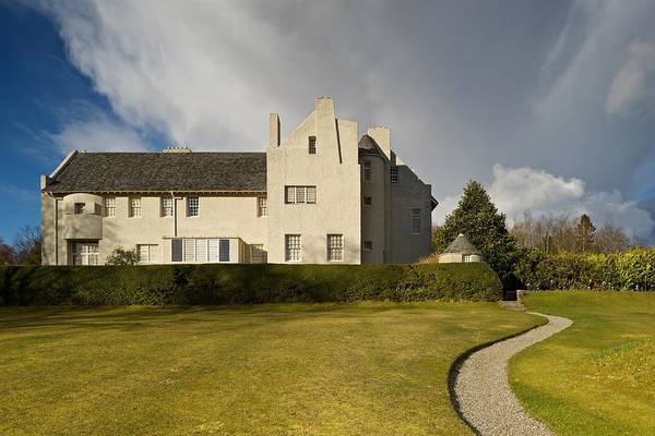Photograph - Hill House Helensburgh by Stephen Taylor