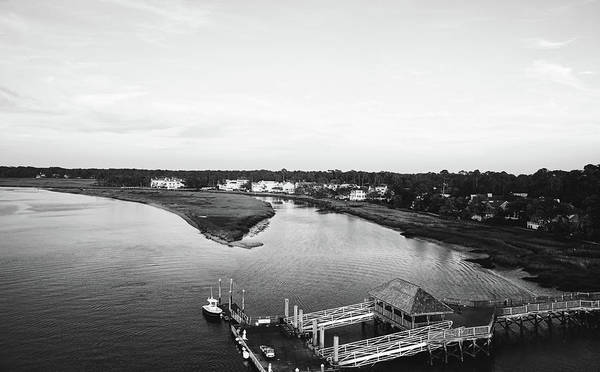 Hilton Head Island Photograph - Hilton Head Island, South Carolina by Library Of Congress