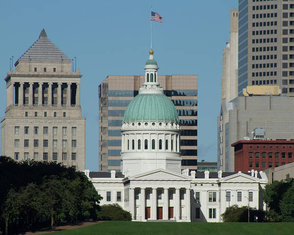 Photograph - Historic Federal Courthouse  by Garry McMichael