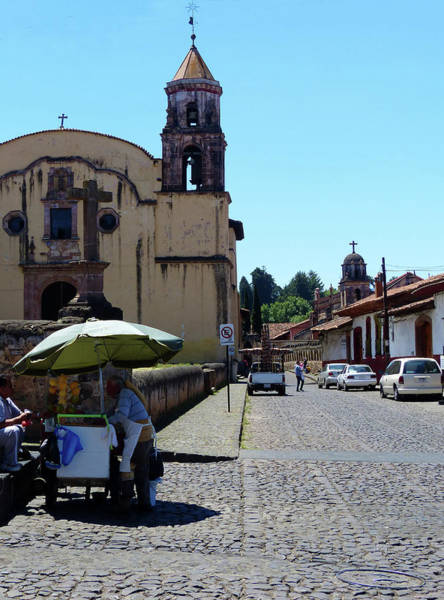 Photograph - Historic Patzcuaro by Rosanne Licciardi