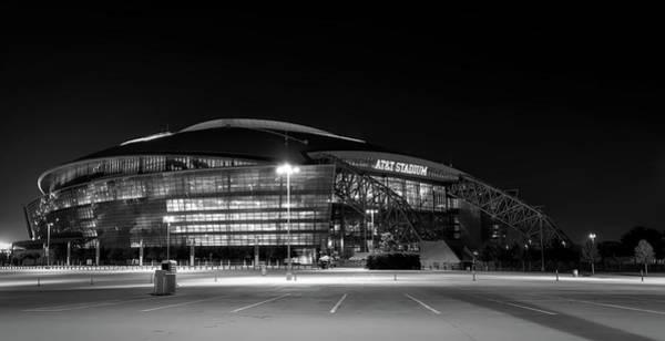 Dallas Cowboys Photograph - Home Of The Dallas Cowboys by Rwelborn
