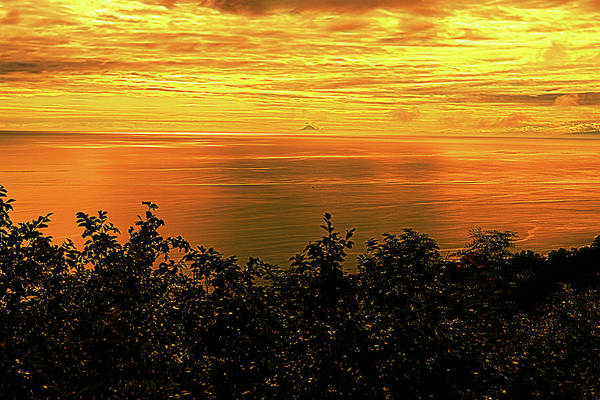 Photograph - Homer Alaska Sunset by Norman Hall