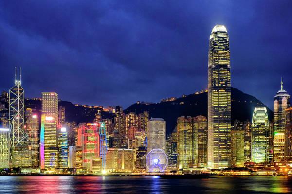 Photograph - Hong Kong Island by Fabrizio Troiani