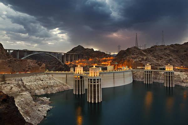 Photograph - Hoover Dam by Jonas Wingfield