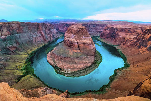 Photograph - Horseshoe Bend by Mike Dunn
