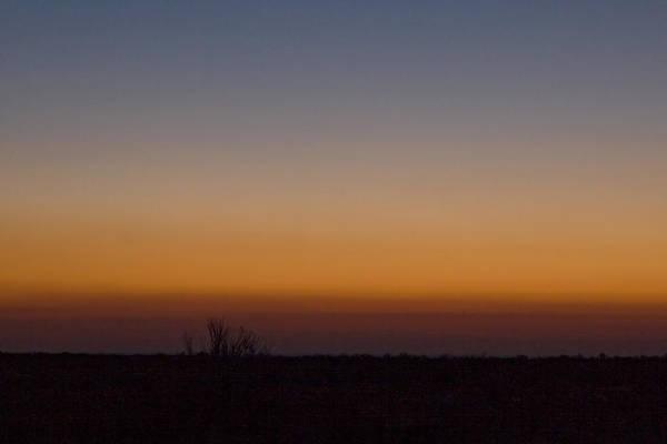 Howie Idaho Sunrise Art Print by John Higby