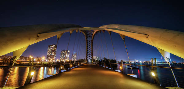 Photograph - Humber Bay Arch Bridge by Tracy Munson