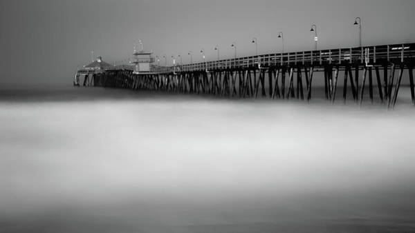 Wall Art - Photograph - Ib Pier by Joseph Smith