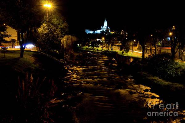 Wall Art - Photograph - Iconic View Of Cuenca, Ecuador by Al Bourassa