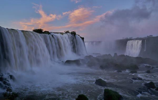 Conan Photograph - Iguazu Fall by Conan Wang