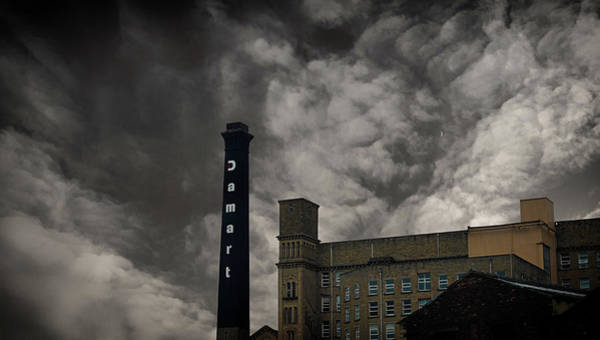 Manufacturing Plant Wall Art - Photograph - Industrial by Martin Newman
