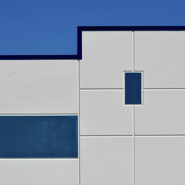 Photograph - Industrial Minimalism 25 by Stuart Allen