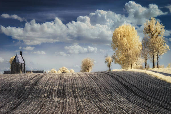 Infrared Photograph - Irenkowo by Piotr Krol (bax)