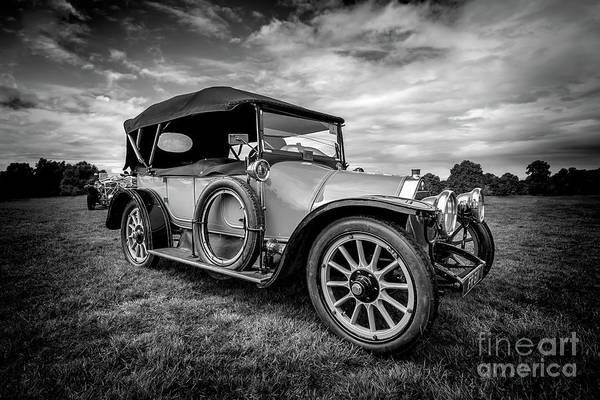 Photograph - Iris Tourer 1912 by Adrian Evans