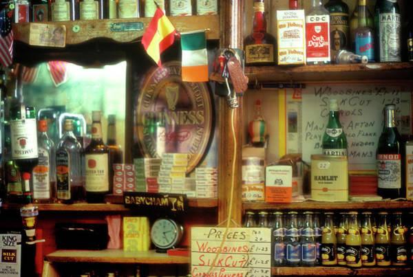 Irish Whiskey Photograph - Irish Pub by John Greim