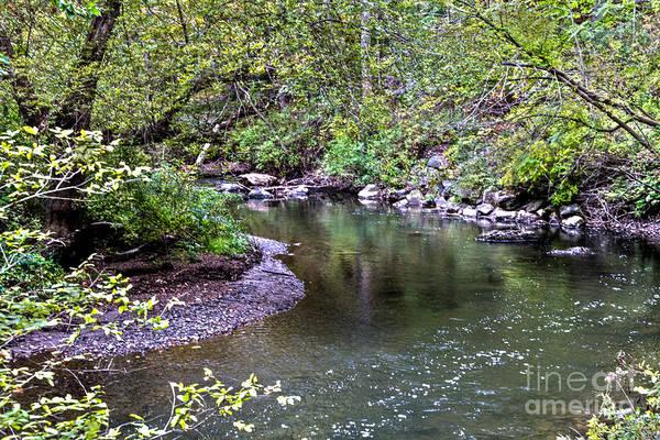 Photograph - Irondequoit Creek by William Norton