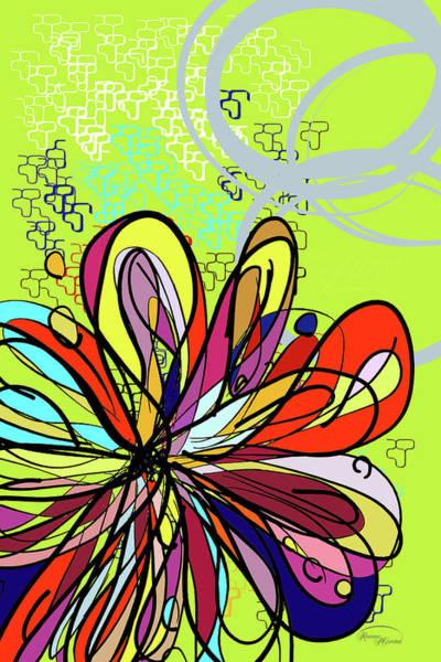 Digital Art - It Was A Riot by Ramona Murdock