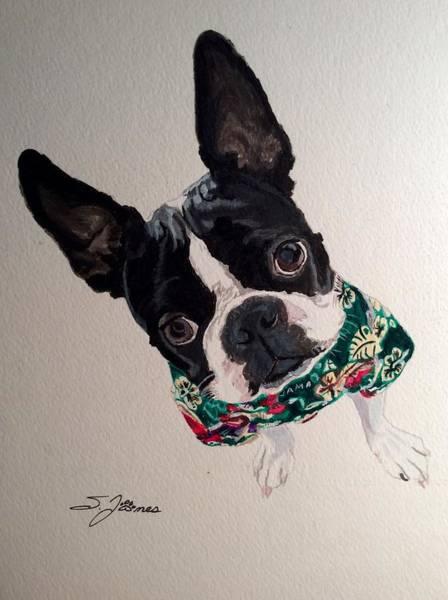 Painting - It's A Luau by Sonja Jones